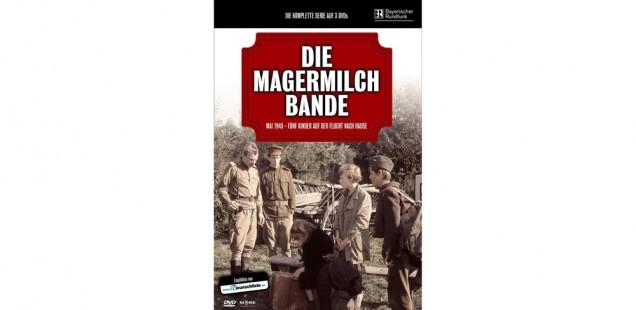 Die Magermilchbande - Impressionen aus dem zweiten Weltkrieg