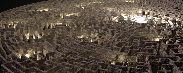 Kate Mosse - Das verlorene Labyrinth