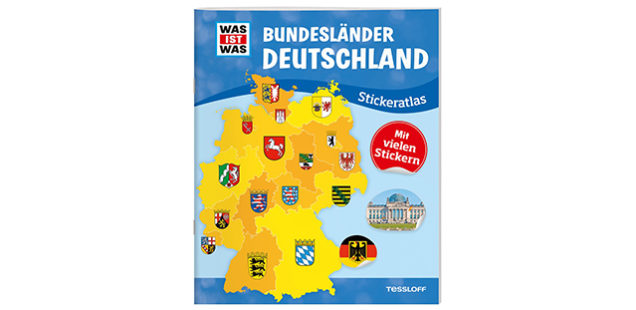 WAS IST WAS - die 16 Bundesländer