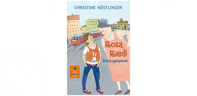 Jedes Kind braucht sie: Rosa Riedl, das Schutzgespenst