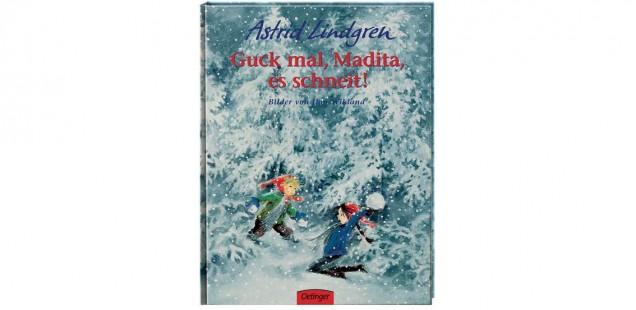 """Mit """"Guck mal Madita, es schneit"""" ein Stückchen Schweden erleben"""