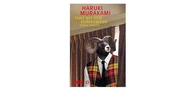 """""""Tanz mit dem Schafsmann"""" von Haruki Murakami"""
