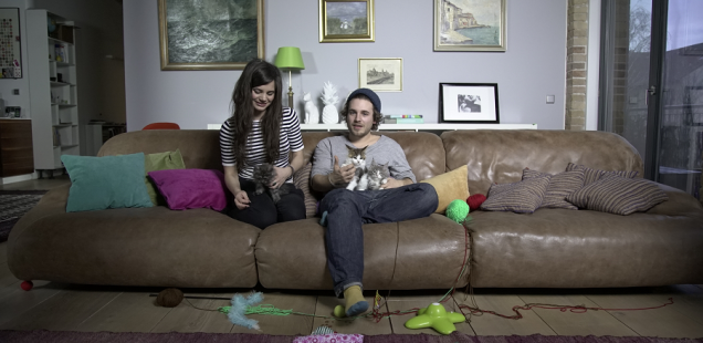 Sponsored Video: Echt entspannte Interviewreihe von Unitymedia mit YouTuberin Joyce