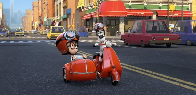 """Sponsored Video: 3D-Animationskino: Zeitreisen und ihre Folgen in """"Die Abenteuer von Mr. Peabody & Sherman"""""""