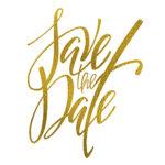 """""""Save the Date""""-Karten: Hochzeitstermin frühzeitig stilvoll verkünden"""