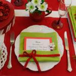 Menükarten selbst gestalten: eine individuelle Note für Ihre Festtagstafel