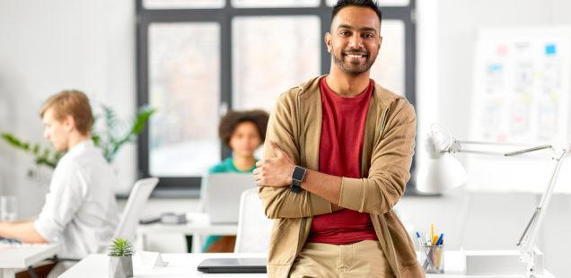 Erfolgreich arbeiten im eigenen Büro - so gelingt's!