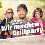 Sponsored Video: Christian Ulmen macht als Andi Grillparty für PENNY