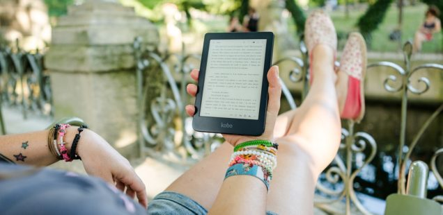 Der Trend geht zum digitalen Buch